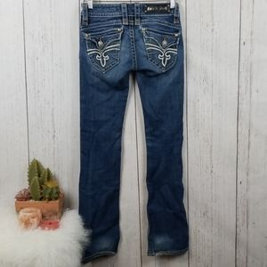 Rock Revival Stephanie boot jeans 26